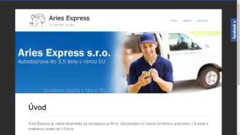 ariesexpress.sk