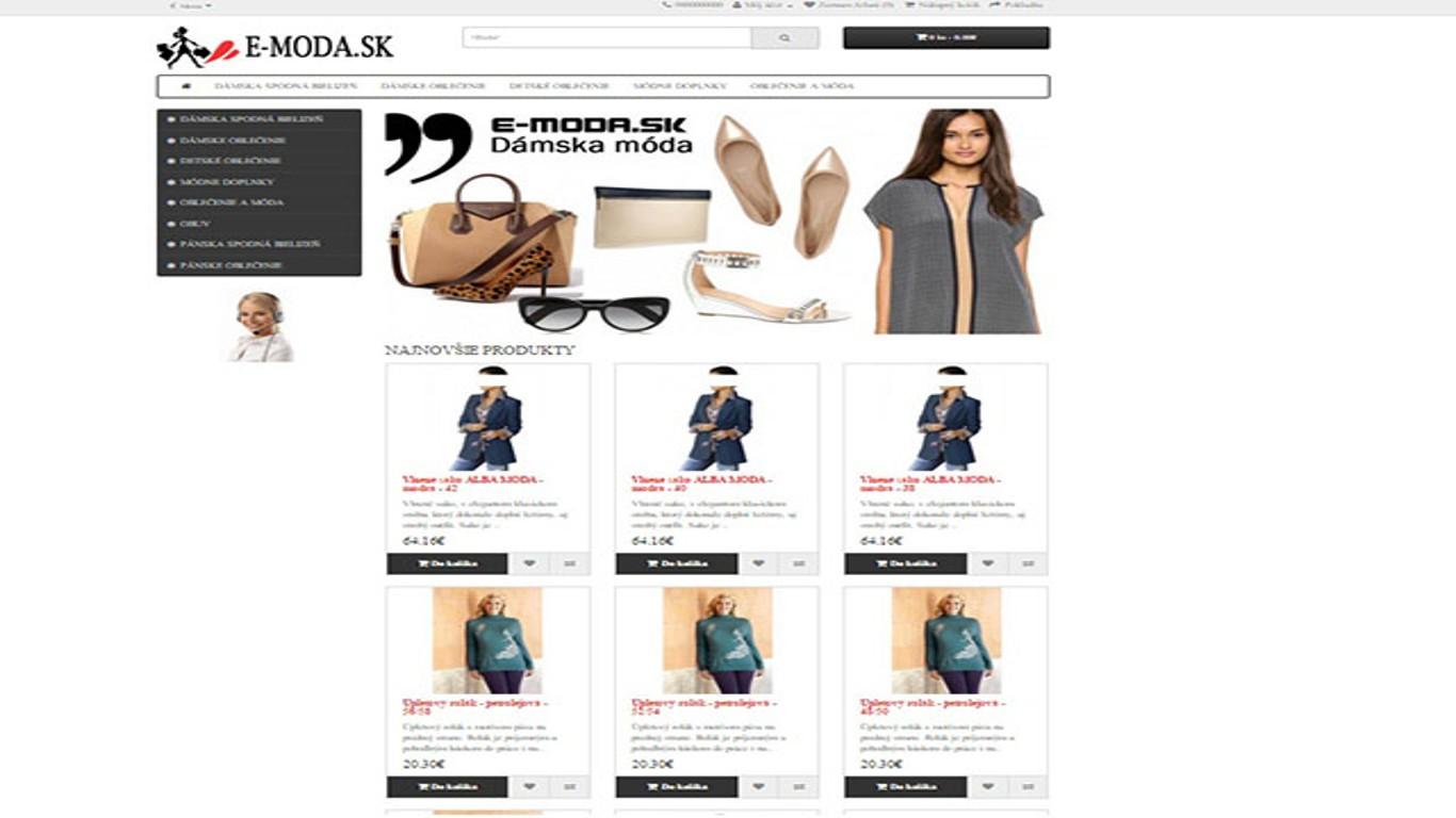 e-moda.sk