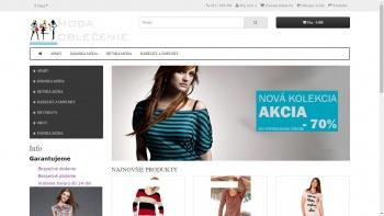 moda-oblecenie.sk