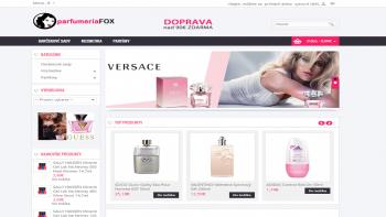 parfumeriafox.sk