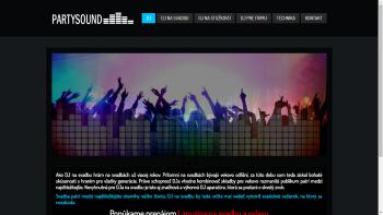 partysound.sk