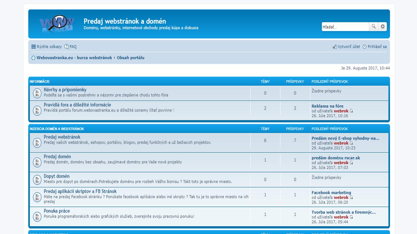 webovastranka.eu